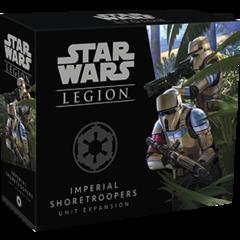 Star Wars Legion Imperial Shoretroopers