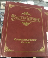 Pathfinder Gamemastery Guide 2E Collectors Edition