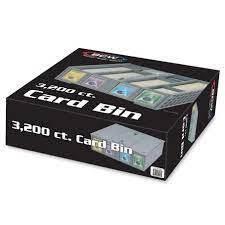 3,200 Count Card Bin