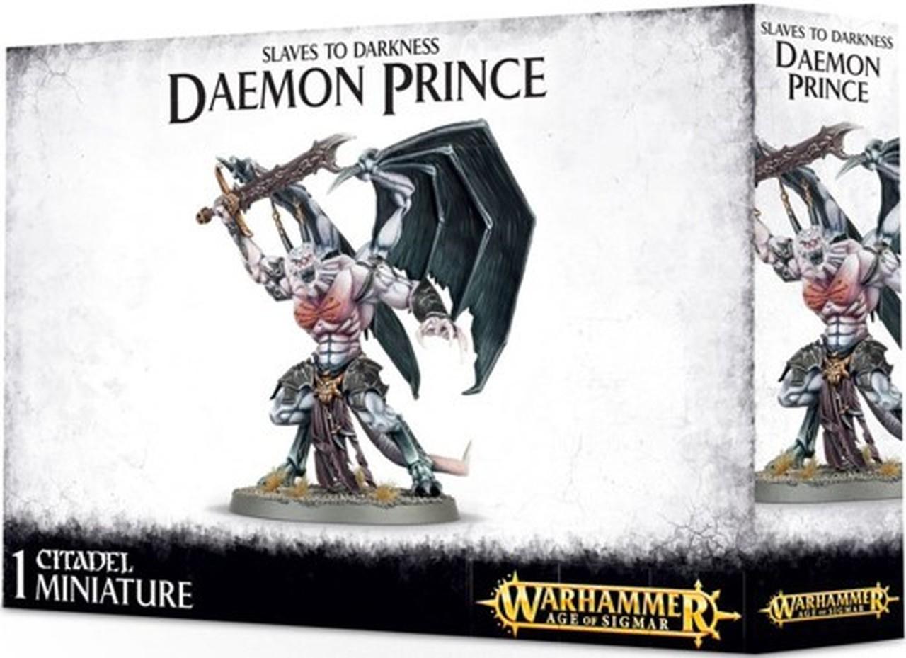 Age of Sigmar Demon Prince