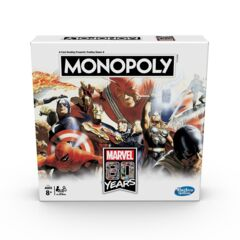 Monopoly Marvel 80 Years
