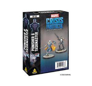 Crisis protocol Punisher & Taskmaster