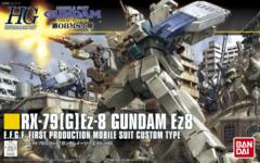 HG RX-79[G]Ez-8 Gundam Ez8