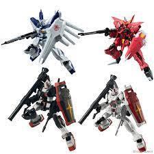 Mobile Suit Gundam G Frame 12