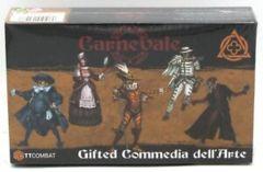 Carnevale Gifted Comedia dell'Arte