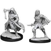 Nozlur's Warforged Rogue