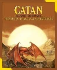 Catan Treasures dragons & Adventures