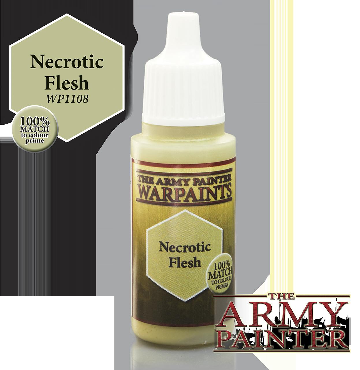 Army Painter Warpaints Necrotic Flesh