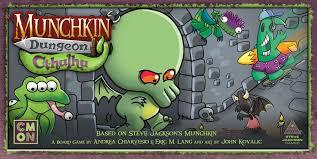 Munchkin Dungeon Cthulhu