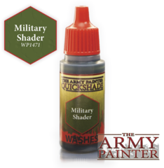 Warpaints: Military Shader 18ml