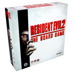 Resident Evil II: The Board Game