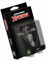 Star Wars X-Wing 2nd Edition Slave I Expansion Pack