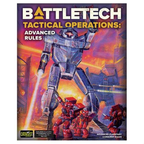 Battletech Tactical Operations Advanced Rules