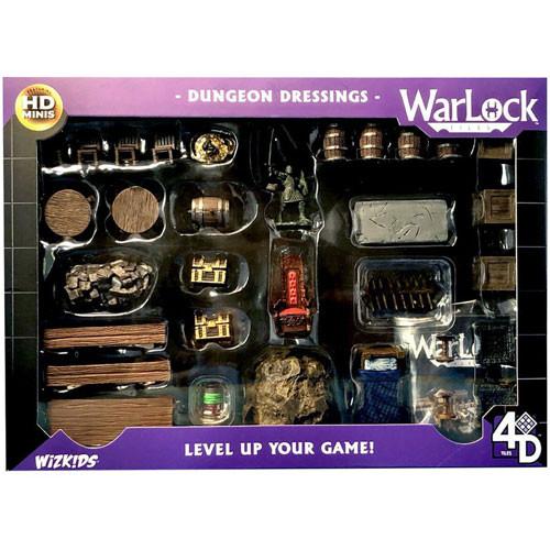Warlock Tiles Dungeon Dressing