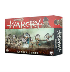Age of Sigmar Warcry Cypher Lords