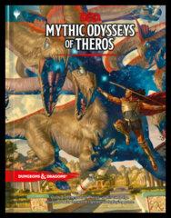 Mythic Odysseys of Theros