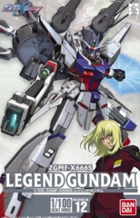 Legend Gundam Seed Destiny No. 12 1/100