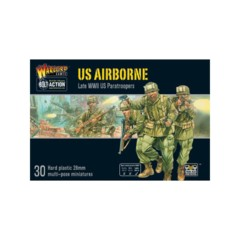 Bolt Action US Airborne: Late WWII US Paratroopers