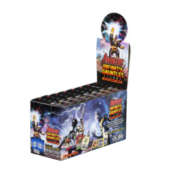 Dice Masters Avengers Infinity Gauntlet Draft Pack