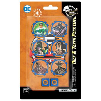 Elseworlds Dice and Token Pack