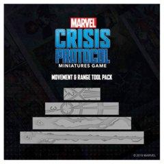 Marvel: Crisis Protocol - Measurement Tools