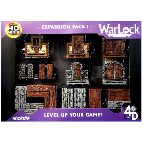 Warlock Tiles Expansion Pacl 1