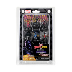 Heroclix Black Panther & the Illuminati Fast Forces Set