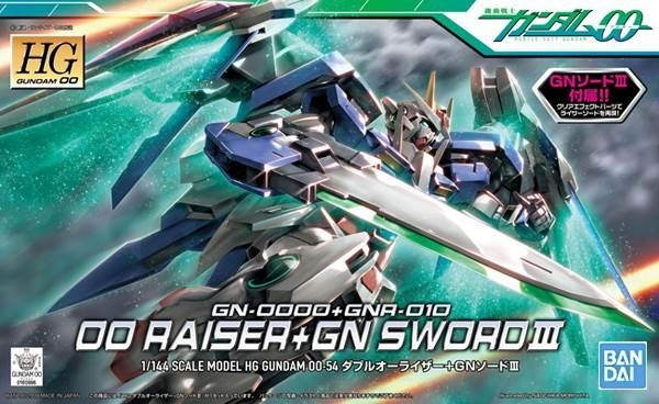 00 Raiser+GN Sword III