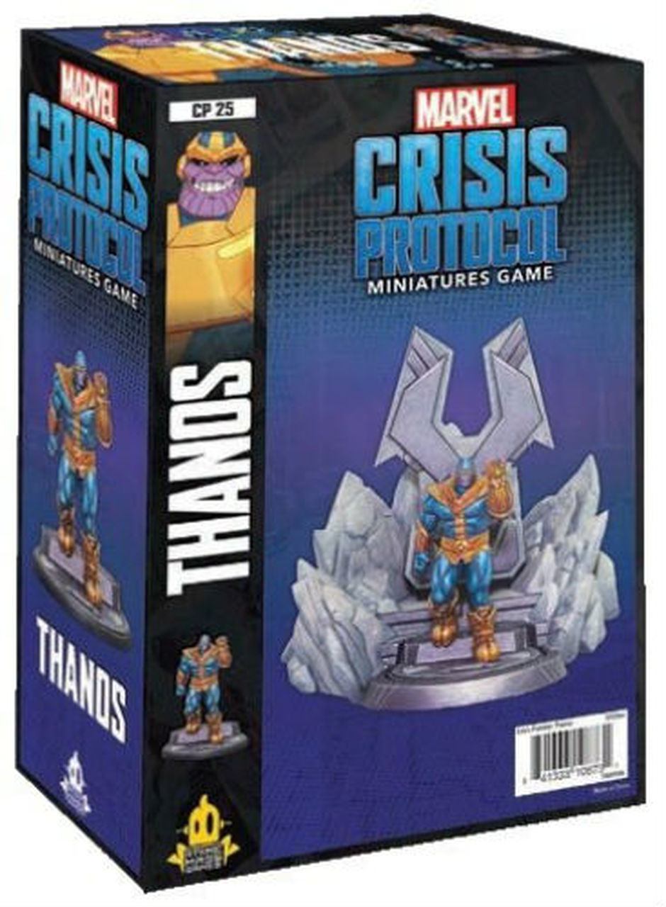 Crisis Protocol Thanos