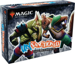Magic the Gathering Unsanctioned 2-Player Box