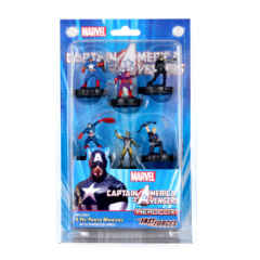 Heroclix Captain America & the Avengers Fast Forces
