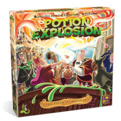 Potion Explosion The Fifth Ingredient