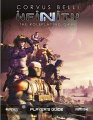 Infinity The Roleplaying Game Players Guide