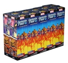 Heroclix Fantastic Four Booster