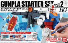 Bandai Gunpla Starter Set vol. 2