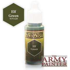 Army Painter Warpaints Elf Green