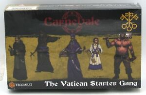 The Vatican Starter Gang