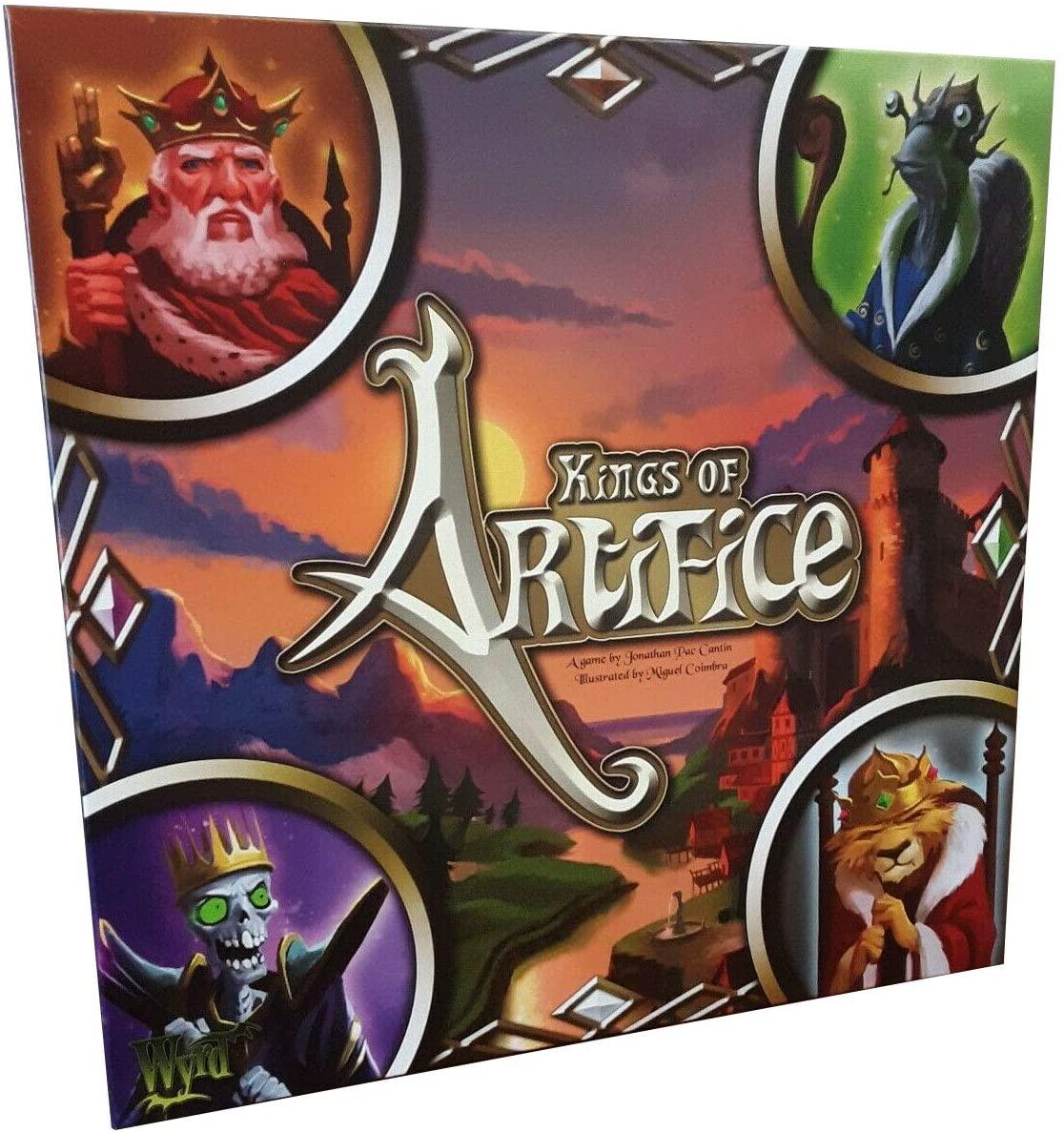 Kings of Artiface