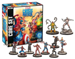 Crisis Protocol: Miniatures Game