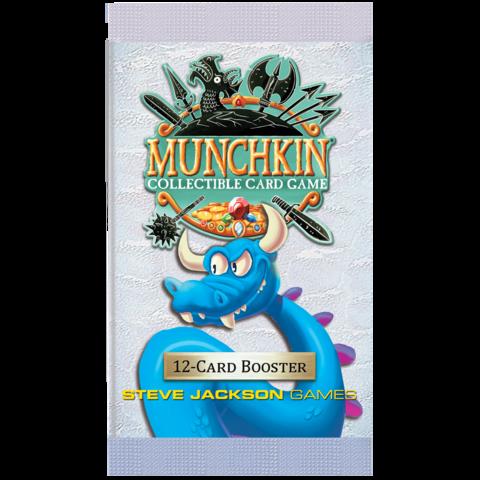 Munchkin Collectible Card Game