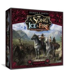 A Song of Ice and Fire Starter Set Targaryen