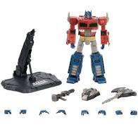 Optimus Prime Sideshow Statue