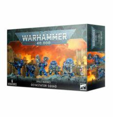 Warhammer Space Marines Devastator Squad