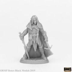 Reaper Dark Elf Male Warrior