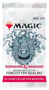 Dungeons and Dragons Adventurers in the Forgotten Realms Collecter Booster