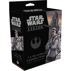 Star Wars: Legion - 1.4 FD Laser Cannon Team Unit