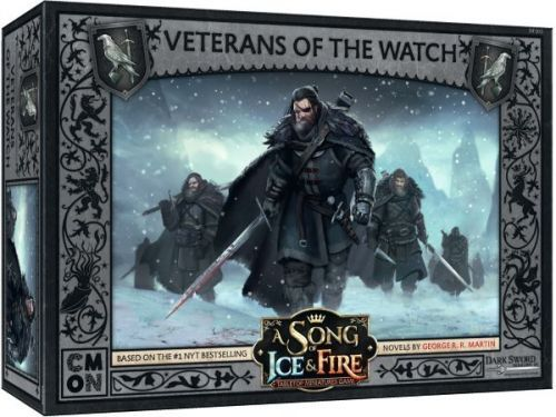 A Song of Ice and Fire Veterans of the Watch