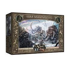 Song of Fire and Ice: War Mammoths