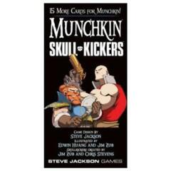 Munchkin Skull Kickers Booster