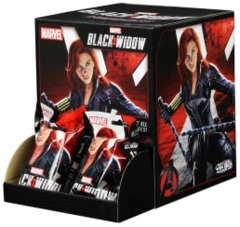 Black Widow Movie Gravity Feed Box